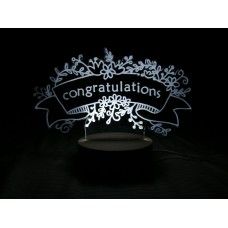 Wondercarved Congrats